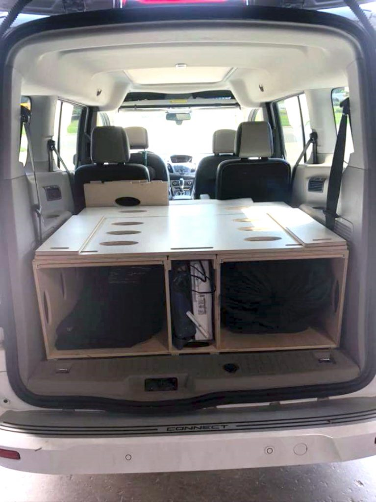 Ford Transit Connect RV